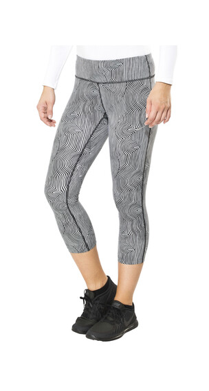 Nike Zen Epic Run 3/4 Length Tight Women black/reflective silver